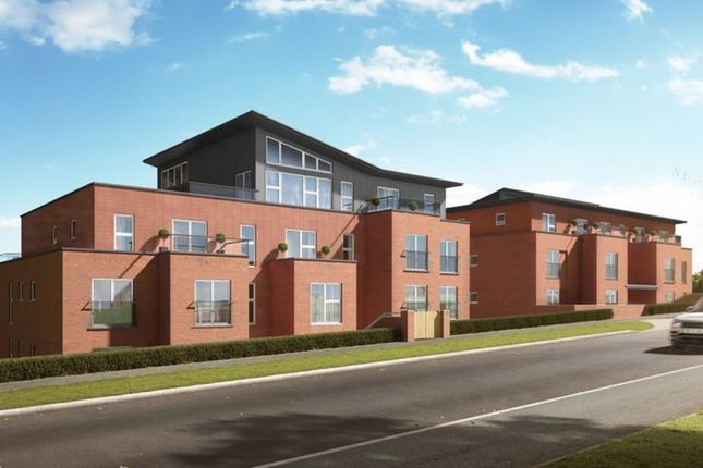 Thumbnail Flat for sale in Holbeck Hill, Scarborough, North Yorkshire