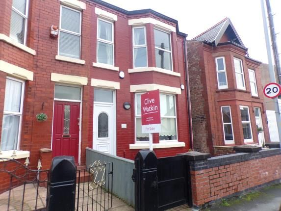Thumbnail Flat for sale in St Lukes Road, Liverpool, Merseyside
