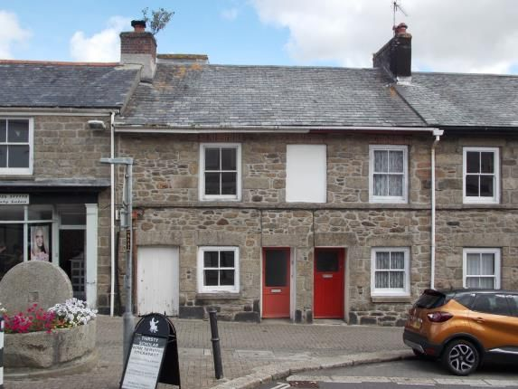 Thumbnail Terraced house for sale in Lower Market Street, Penryn