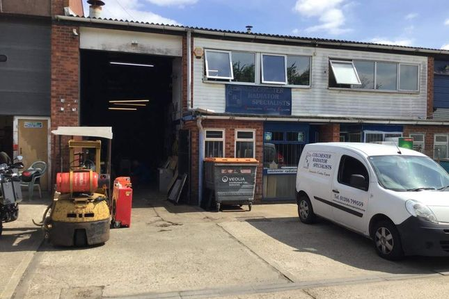 Thumbnail Light industrial for sale in Grange Farm Road, Colchester