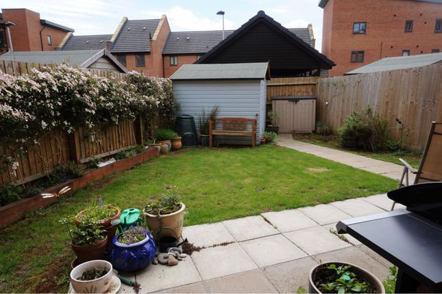 Thumbnail Town house for sale in Ridgway Road, Caldon Quay, Stoke-On-Trent