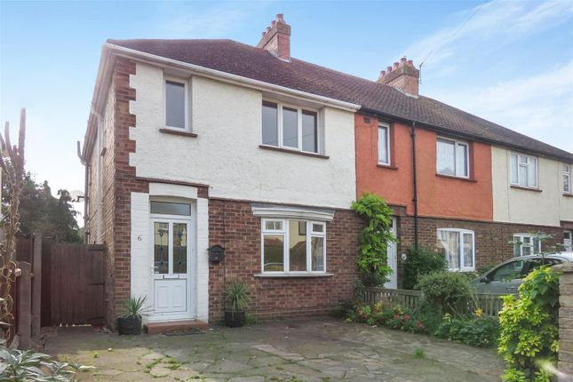 Thumbnail End terrace house to rent in Blunham Road, Biggleswade