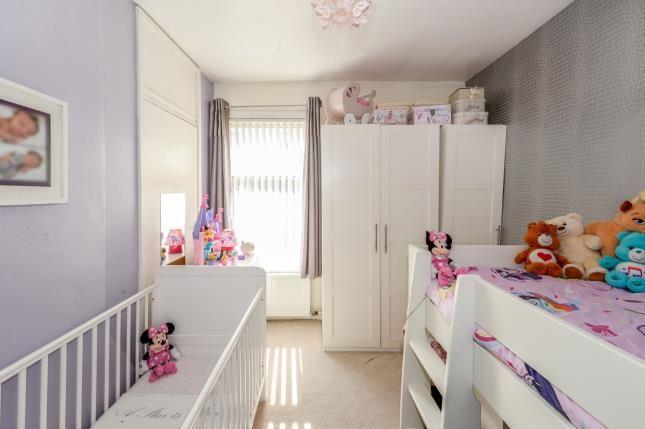 Bedroom Two of Bowood Street, Liverpool, Merseyside L8