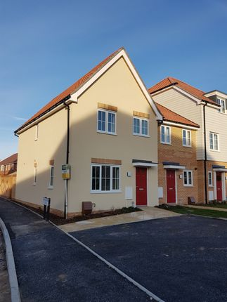 Thumbnail End terrace house to rent in Lampen Walk, Canterbury