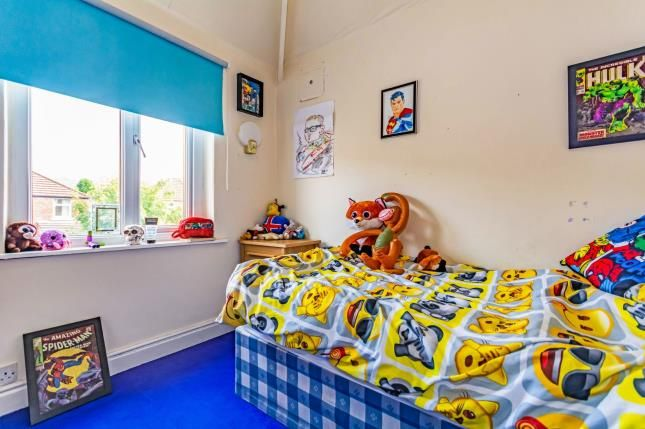 Bedroom 3 of Delacourt Road, Manchester, Greater Manchester, Uk M14