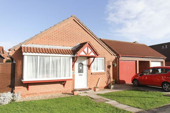 Thumbnail Detached bungalow for sale in Millcross, Clevedon