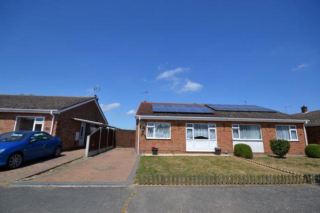 Thumbnail Semi-detached bungalow for sale in Constable Avenue, Clacton-On-Sea