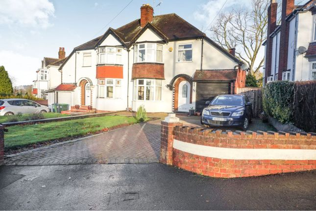 Thumbnail Semi-detached house for sale in Castle Road East, Oldbury