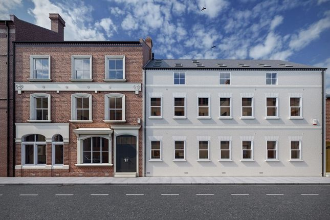 Thumbnail Flat for sale in Overstone Road, The Mounts, Northampton