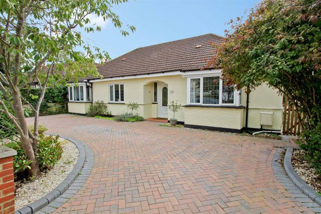 Thumbnail Detached bungalow for sale in Parkfield Road, Ickenham