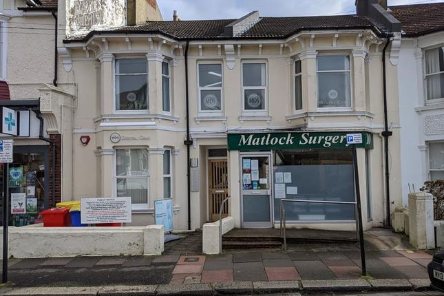 Thumbnail Commercial property to let in 10 & 10A, Matlock Road, Brighton