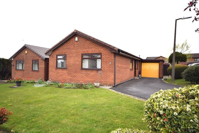Thumbnail Detached bungalow for sale in Broom Way, Westhoughton