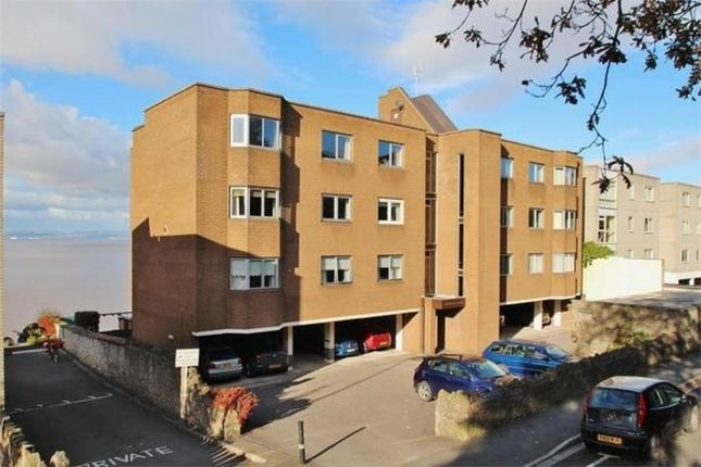 Thumbnail 2 bedroom flat for sale in Beaufort Court, Wellington Terrace, Clevedon