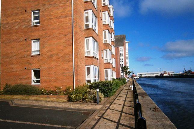 Thumbnail Flat to rent in Buchan Court, Ayr