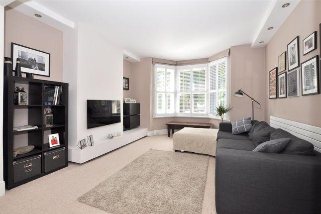 Thumbnail End terrace house for sale in Ross Road, Wallington, Surrey