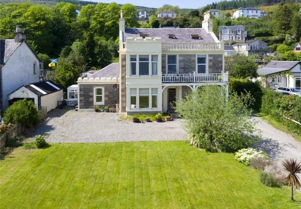 Thumbnail Detached house for sale in Shore Road, Innellan, Dunoon, Argyll & Bute