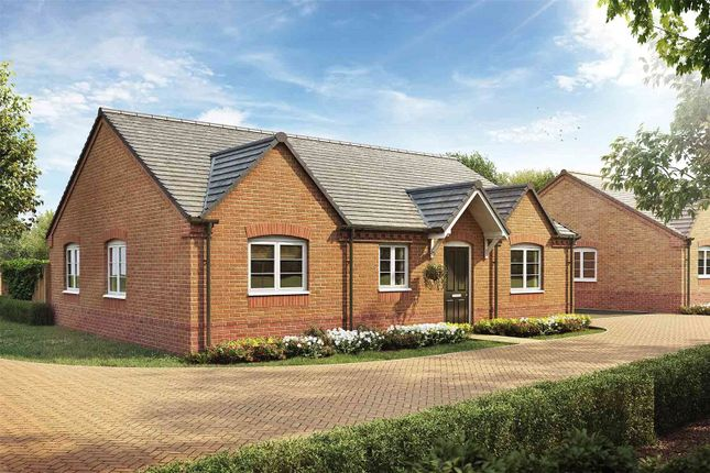 Thumbnail Detached bungalow for sale in Powyke View, Powick, Worcestershire