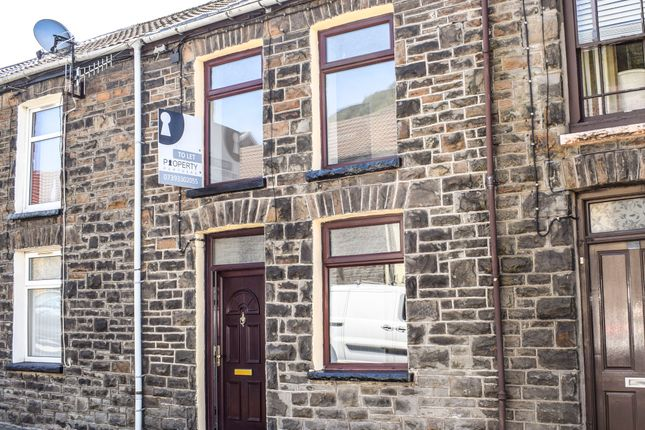 Thumbnail Terraced house to rent in Miskin Road, Tonypandy