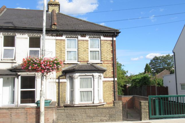 Thumbnail End terrace house for sale in Beddington Lane, Croydon