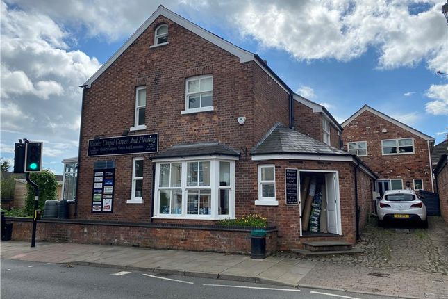 Thumbnail Retail premises to let in 40 London Road, Holmes Chapel, Crewe, Cheshire
