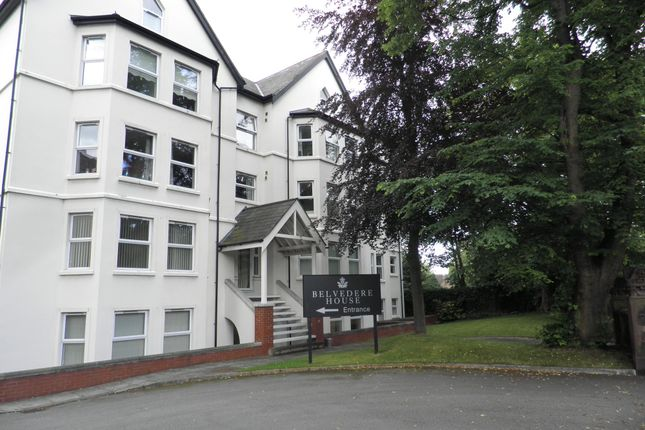 Thumbnail Flat to rent in Belvedere House, 4 Ullet Road, Liverpool, Merseyside
