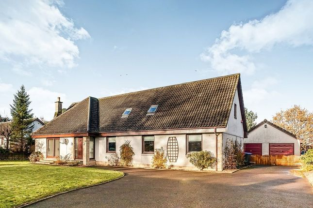 Thumbnail Detached house for sale in Mearns View Church Road, Luthermuir, Laurencekirk