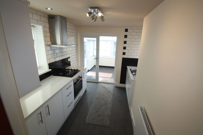 Thumbnail Semi-detached house to rent in Gosforth Road, Blackpool