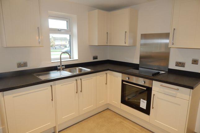 Thumbnail Flat for sale in Gainsborough Green, Abingdon