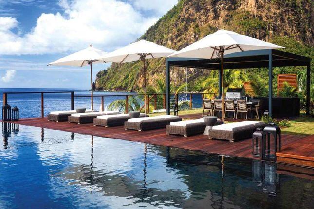 Thumbnail Villa for sale in Beachfront Residence 1, Beachfront Residence 1, Sugar Beach, St Lucia