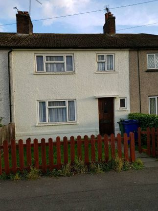 Thumbnail Terraced house to rent in Hume Aveneue, Tilbury