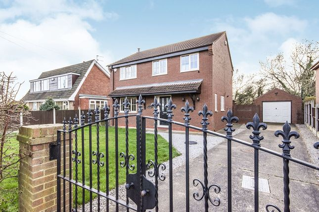 Thumbnail Detached house for sale in Dirty Lane, Fishlake, Doncaster, South Yorkshire