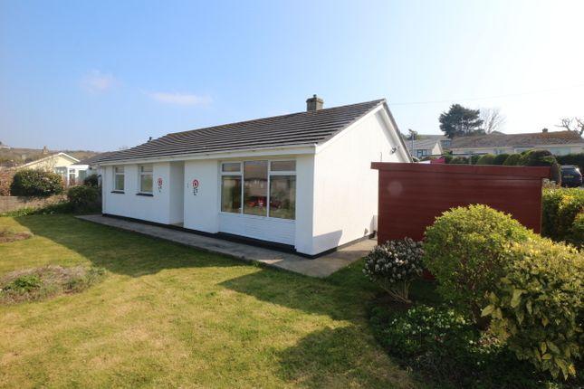 Thumbnail Detached bungalow for sale in Vivian Park, Camborne