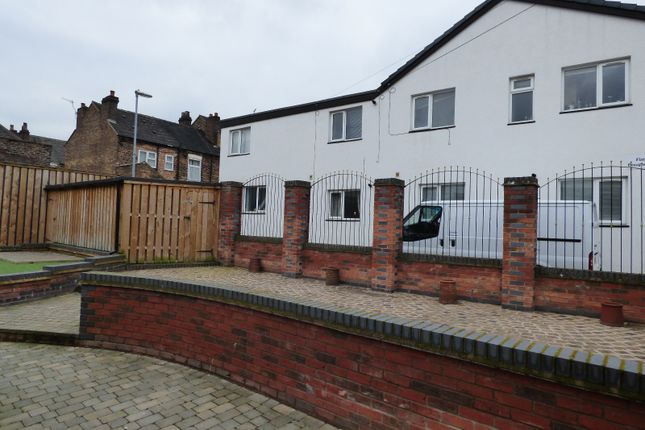 Thumbnail Flat to rent in London Road, Stoke On Trent
