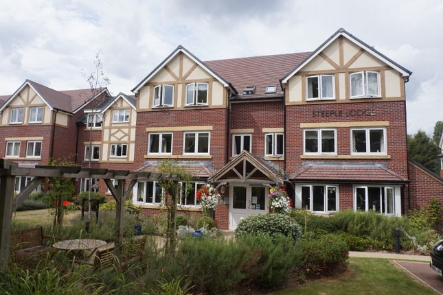 Thumbnail Flat for sale in Steeple Lodge, Church Road, Boldmere, Sutton Coldfield