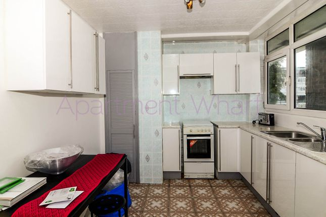 Thumbnail Shared accommodation to rent in Manchester Road, London