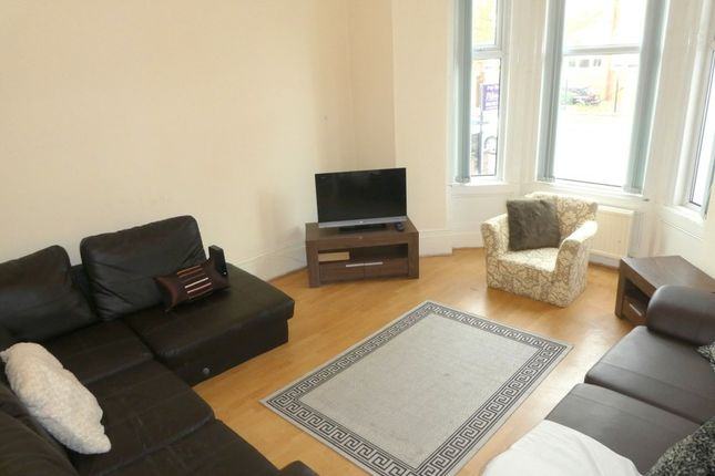 Thumbnail Property to rent in Wellington Road, 8 Bed, Fallowfield, Manchester