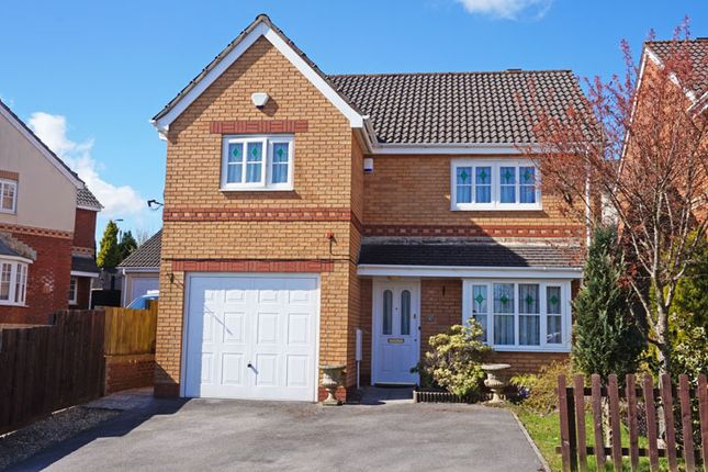 Thumbnail Detached house for sale in Cae Melyn, Hengoed