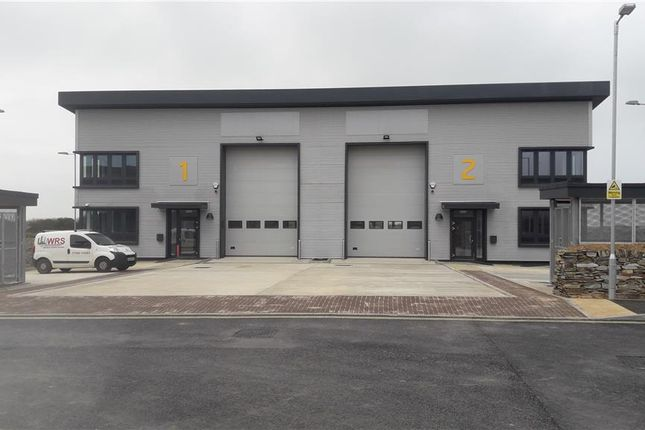 Thumbnail Industrial to let in Industrial Units, Sector 2, Aerohub Business Park, St Mawgan, Newquay, Cornwall
