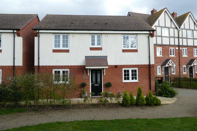Thumbnail Detached house for sale in Bowyer Square, Knowle, Solihull