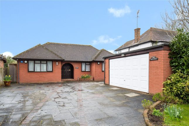 Thumbnail Detached bungalow for sale in Milespit Hill, Mill Hill, London