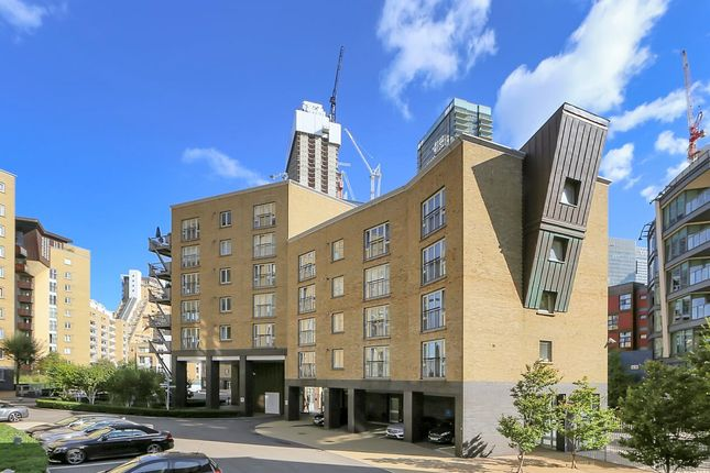 Thumbnail Flat to rent in Franklin Building Millenium Harbour E14, Canary Wharf,