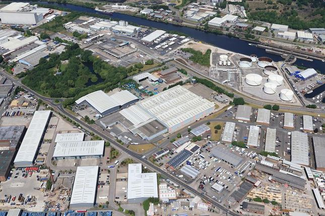 Light industrial to let in Ark, Trafford Wharf Road, Manchester, Greater Manchester