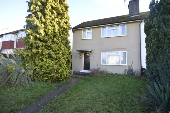 Thumbnail Semi-detached house for sale in Broomfield Rise, Abbots Langley