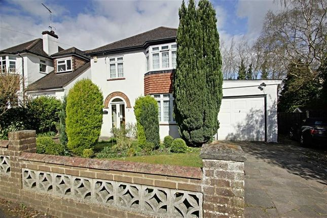 Thumbnail Detached house for sale in Coniston Road, Kings Langley