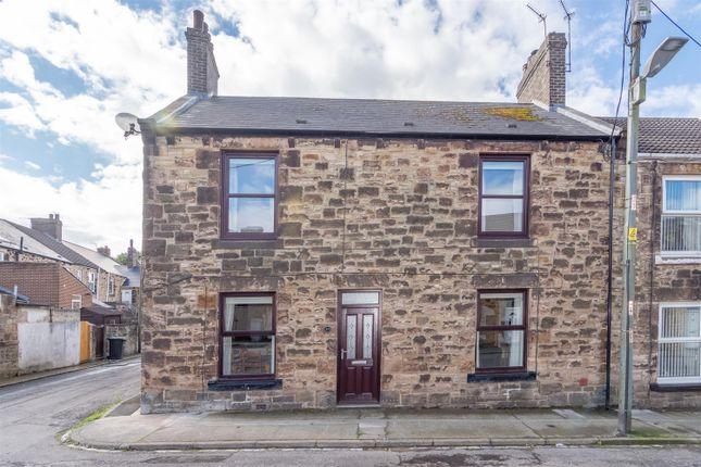 Thumbnail End terrace house for sale in Alexandra Street, Consett