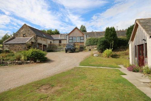 Thumbnail Cottage for sale in Glenlivet, Moray