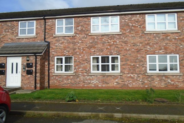 Thumbnail Flat to rent in The Hawthorns, Pontefract