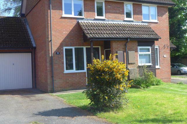 Thumbnail Semi-detached house to rent in 15 Little Park, Princes Risborough