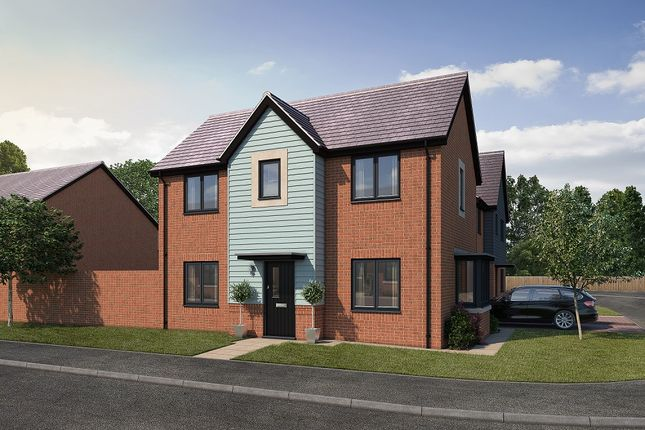 Thumbnail Detached house for sale in Off Shannon Road, Kings Norton