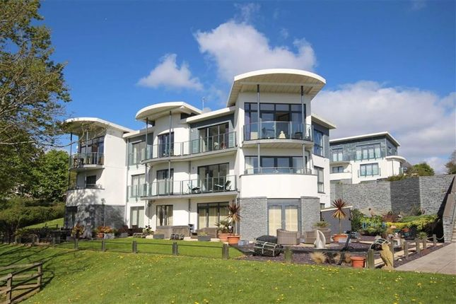 Thumbnail Flat for sale in St Marys Drive, St Mary's, Brixham